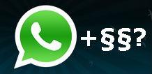 sind meine daten sicher whatsapp datenschutz
